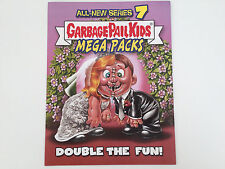 2007 USA Garbage Pail Kids ALL NEW SERIES 7 Promotional Flyer - ANS