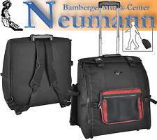 Akkordeon Trolley Premium Deluxe Rucksack für 96 Bass
