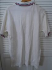 Chl Services Kitchener Rangers Ontario Canada Size M White Polo Shirt No Tags