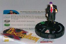 MANCHESTER BLACK 028 #28 DC Superman HeroClix