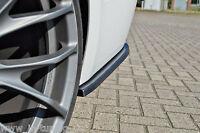 Heckansatz Diffusor Spoilerecken Seitenteile aus ABS für BMW 3er F30 F31 M-Paket