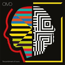Orchestral Manoeuvres In The Dark / OMD - The Punishment Of Luxury (1LP Vinyl)