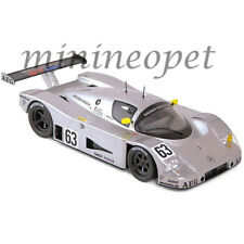 NOREV 183442 SAUBER MERCEDES BENZ C9 #63 WINNER FRANCE 1989 1/18 SILVER