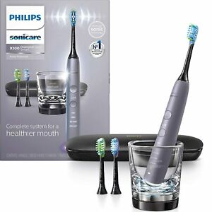 Philips Sonicare DiamondClean Electric Toothbrush 9300 - GREY - HX9903/41