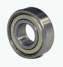 5203-ZZ Premium Shielded Double Row Angular Contact Ball Bearing 17x40x17.5mm