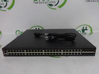 Brocade ICX7250-48-2X10G ICX 7250 48-Port 10/100/1000 6x 1Gbe SFP  2x 10Gbe SFP