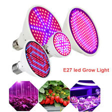 E27 126/200/300  Led Grow Light Bulbs Lamp for Indoor Plant Hydroponic Veg Bloom
