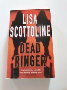 Buch Lisa Scottoline - Dead Ringer (englisch)