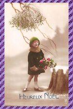 Carte Postale - Fantaisie - Heureux Noel