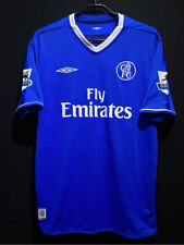 2003-04 Chelsea Home kit Shirt soccer jersey #8 LAMPARD All sizes By Umbro