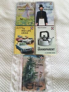 HOW IT WORKS THE GRANDPARENT  BOOK COLLECTION  THE LADYBIRD BOOK OF MINDFULNESS