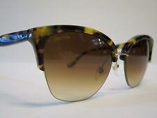 DITA Von Teese Paramour Tortoise 12K Gold Brown Lens Glasses Eyewear Sunglasses