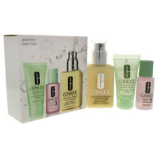 Great Skin 3-Step Skin Care System Combination Oily Skin by Clinique - 3 Pc Kit
