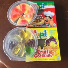 2Pcsx32g Jolly Yupi Fruit Cocktails And Gummi Pizza Two New Thai Flavoured Cand