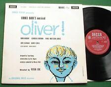 Oliver Ron Moody Georgia Brown Paul Whitsun-Jones + LK 4359 1960 LP