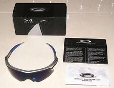 Oakley M-FRM Heater Sunglasses 5.56 Frame Ice Lens OVP Neuwertig