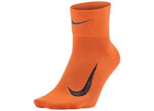 Nike Dri Fit Elite Lightweight Quarter Running Socks Men's Women's  Qtr  Large