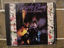 Prince Purple Rain 1984 Warner Bros Records Original Jewel CD