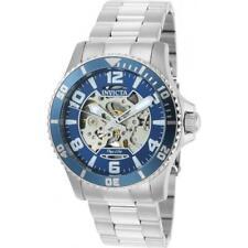Invicta 22603 Men'S objet D арт-автоматические, синий циферблат аналоговые часы из нержавеющей стали