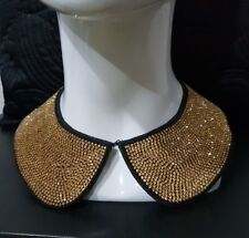 💕💕💕New MIMCO NOVELLA GOLD BEADED COLLAR CHOKER NECKLACE LAST ONE 💟💟💟
