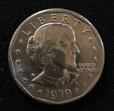 1979-D  Susan B Anthony Liberty One Dollar Coin  #9 - 28