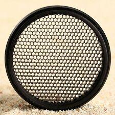 40mm schwarz Anti-Reflektions-Sonnenschirm Schutzhülle Caps