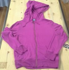 "DaKine Women's ""Go To"" Zip Hoodie Cherry Berry Xtra Small"