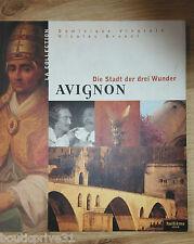 Livre tourisme en allemand - Avignon - Die Stadt Der Drei Wunder