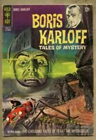 Boris Karloff Tales Of Mystery #8-1964 gd 2.0 Gold Key Frank Thorne