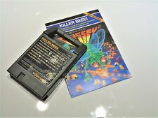 Odyssey 2 Videopac Killer Bees with Manual Video Game System The Voice