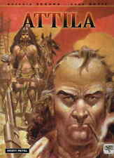 Attila HC #1 VF/NM; Heavy Metal | save on shipping - details inside