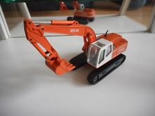 Conrad Excavator Atlas 1704 LC in Orange on 1:50