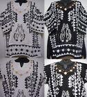 Dashiki Men women Mud cloth Shirt African Blouse Vintage Organic Cotton One Size