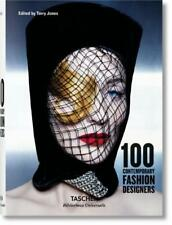 100 CONTEMPORARY FASHION DESIGNERS ~ Taschen ~ PROFUSELY ILLUSTRATED ~ NEW ~ HC