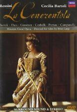 Rossini - la Cenerentola / Bartoli (DVD) Dh Nuevo DVD