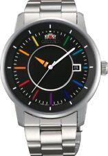 ORIENT Watch Standard STYLISH AND SMART DISK Rainbow WV0761ER Men's in Box JPN