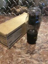 Rare Western Electric Dome 101D 652 Vacuum Tube NOS With Box And Paperwork