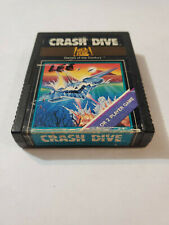 Crash dive atari 2600, tested & works great, Free shipping, good condition