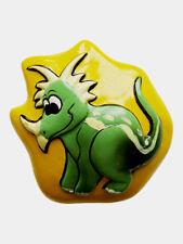 Dinky Dinosaur Kids Childrens Cupboard Door Knob Handle