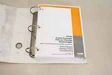 CASE CX130 Crawler Excavator Ersatzteileliste Ersatzteilekatalog CRE7-6450