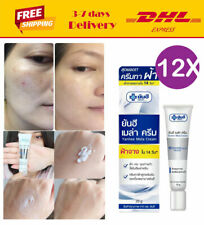 Express 12X Yanhee Mela Cream Anti Melasma Freckles Dark Spot Brightening 20 g.