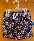 4th of July Patriotic Single Red White Blue Stars Creeper Skirt Dress Shorts Top