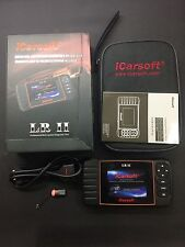 Land Rover Range Jaguar Diagnostic Scan Tool ECM ABS Code OBD-II iCarsoft #LR-II