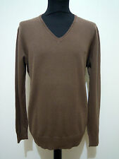 VALENTINO ROMA Maglia Uomo Cotone Cotton Man Sweater T-Shirt Sz.XL - 52