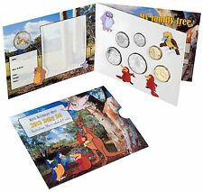 2013 Baby Set, Dot and the Kangaroo, Australian Uncirculated Coins, RAM