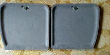 Toyota Mr2 1987 1988 1989 T top Cover Shades Black OEM MK1 Aw11 T-top