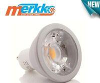 MR16/GU10 LED Light Bulb Lamp 6W 5W 4W Spotlight Warm Cool White Day Spot UK