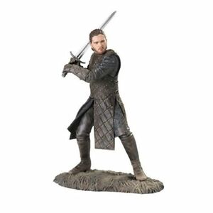 GAME OF THRONES JON SNOW BATTLE OF THE BASTARDS  FIGURE OFFICIALLY LICENSED