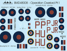 Operation Overlord 1/48th scale decals