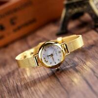 Fashion Women Lady Stainless Steel Bracelet Watch Analog Quartz Wrist Watches